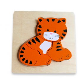 Chunky Puzzles Animals - Cat