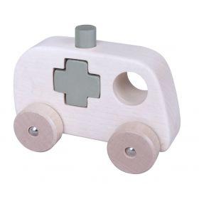 Chunky Shape Trucks - Ambulance