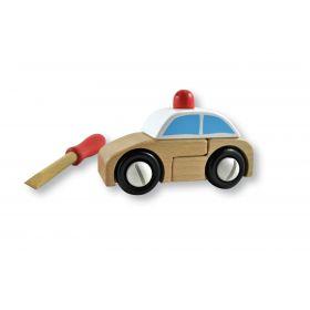 Build-A Police Car