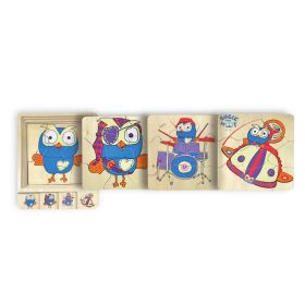 Giggle and Hoot - Hoot Layer Puzzle