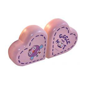 Giggle and Hoot - Hootabelle Heart Maraca