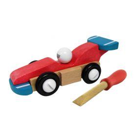 Build-A Formula One Racer