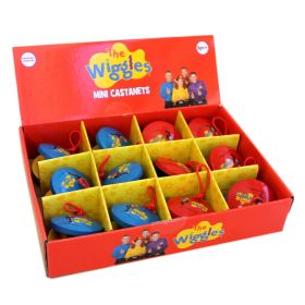 The Wiggles Mini Hand Castanet