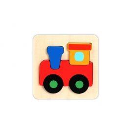 Chunky Puzzles Vehicles - Train