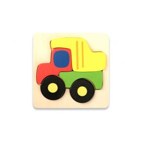 Chunky Puzzles Vehicles - Truck